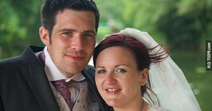 新婚夫婦在度完蜜月回到家發現的事情,讓他們的朋友都不敢結婚了。