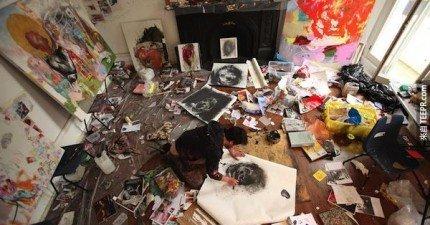 研究證明凌亂的人原來是最有創意的?下次你媽就不能強迫你打掃房間了!