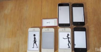 14個Apple裝置上的愛情故事