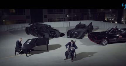 ThePianoGuys演奏蝙蝠俠進化曲