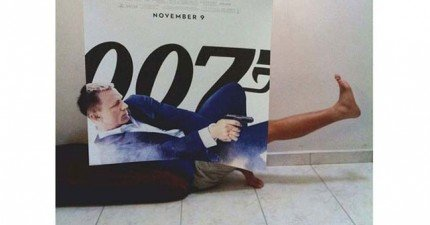 好笑的電影海報