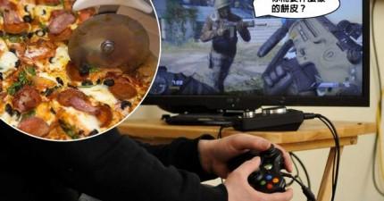 最新Xbox功能讓玩家只要大喊「餵我!」,比薩就會送到!