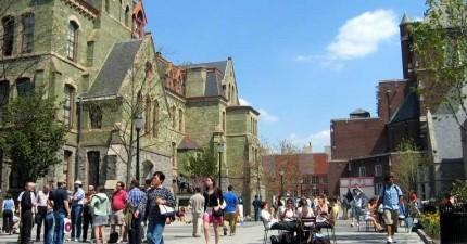 全球前20間產出最多億萬富豪的大學。若你以為第一名是哈佛就錯了!