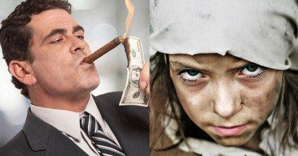 有錢人vs窮人