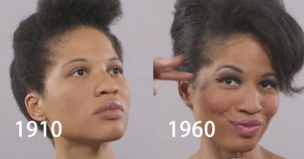 黑人女性的時尚進化