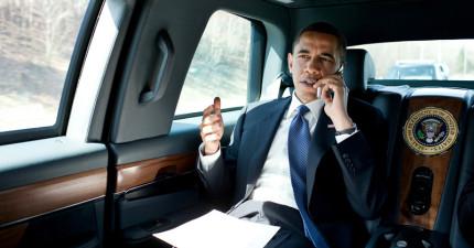 美國總統歐巴馬的座車看似一般車子,但其實是有超多先進功能的「野獸」戰車!
