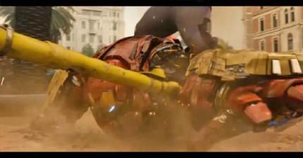 《復仇者聯盟2》完整片段外洩,在刪除前快看!浩克VS.鋼鐵人90秒完整版對打。