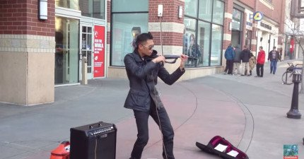 超強小提琴Bryson-Andres