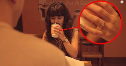 怎麼看出一個女生是不是單身?光看戒指或行為是看不出來的!