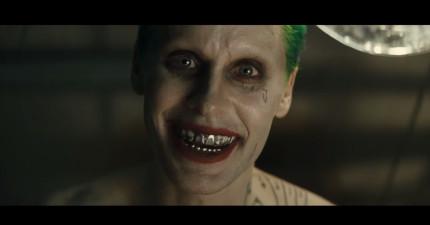 蝙蝠俠死對頭電影《自殺特攻隊》正式預告露出,粉絲看到小丑片段都快瘋掉了!