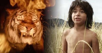 迪士尼《森林王子》真人電影版終於釋出!女神史嘉蕾·喬韓森的角色真的太殺了!