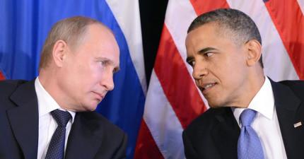 普丁對美俄關係發表聲明,光明正大直指美國跟ISIS的祕密關係!
