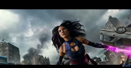 《X戰警:天啟》預告片真的帥到爆了!他們對抗最強變種人連最性感變種人都出現了!