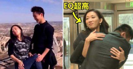 志玲姊姊多次遭素人男子吃豆腐「十指緊扣摸大腿」,第一名模才有「神級EQ指數」!(6張)