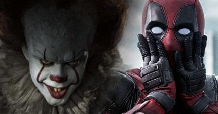 經典恐怖小說改編《牠》首映票房完勝《死侍》,成為「史上最強」R級恐怖片!