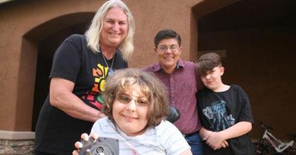 一家四口全出櫃!父母兒女全都是跨性別者「靈魂放錯身體」成最霸氣跨性別家庭!