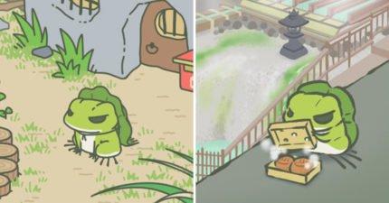 《旅行青蛙》征服中國人!陸媒分析「佛系世代」:內心越孤獨的人越上癮
