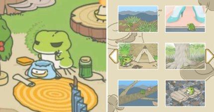 旅行青蛙BUG再+1!簡單動動手指「明信片收不完」,「內藏驚人機制」網勸:別輕易嘗試!