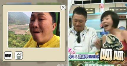 趙正平樂扮旅蛙送幾張「隱藏明信片」喊:呱呱!笑翻網友:你終於回家了!