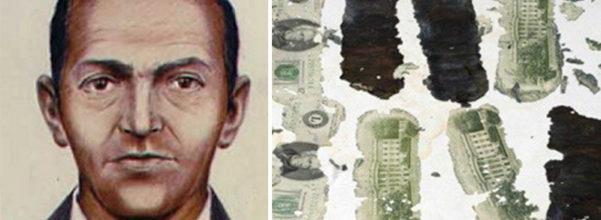 空中蒸發?劫犯抱著600萬鈔票自信滿滿「直接跳下飛機」,47年來「只找到一個背包」讓警察崩潰:背包裡面的是...
