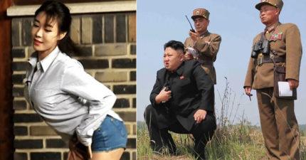 21個北韓領導人金正恩「一被人民知道就會滅國」的最羞恥機密,穿紅衣的「慰安婦團」最年輕只有13歲!