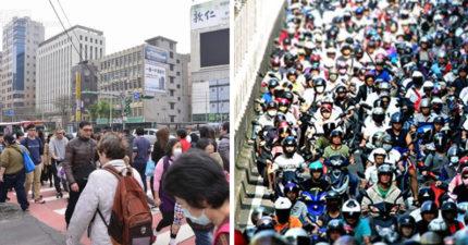 江湖中傳言台北人耐走又耐騎是真的?南北網友瘋狂留言大戰「通勤時間忍受度」
