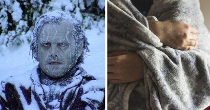 為何老是覺得「冷冷的」?專家透露「身體熱不起來的原因」,建議用冷水沖澡!
