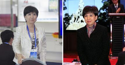 郭台銘買路邊攤還要「她」點頭!「掌管4兆鴻海帝國」超過40年的皇太后就是她!