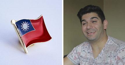 被中國逼用「五星旗徽章象徵國籍」,台組員怒槓:我不想!阿聯酋航空做法「讓中國政府臉綠」