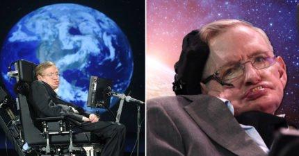 霍金死前2週曾發表論文預言「宇宙很快毀滅」!他爆「宇宙不只有一個」:其他更聰明的生命正看著我們...