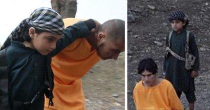 7歲IS童兵被訓練到「眼神毫無感情」,一手神力猛扯軍官「直接拔槍爆頭」!「IS最新計劃」流出:需要更多幼童..(慎入)