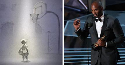 【奧斯卡】Kobe退休「事業開啟第2春」比籃球生涯還屌,獲最佳動畫短片獎「大爆自己不想只會打籃球而已!」