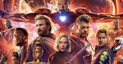 《復仇者聯盟3》還沒上映就夯爆!預售票全被秒殺,票房超過「7部漫威英雄電影總和」狂破紀錄!