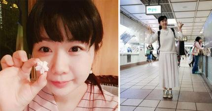 福原愛看到台灣新聞後喊:我不是寶可夢! 網:已被小傑收服了