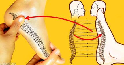 10個後悔沒早點學會「腳底按摩技巧」 頭痛按大拇趾!