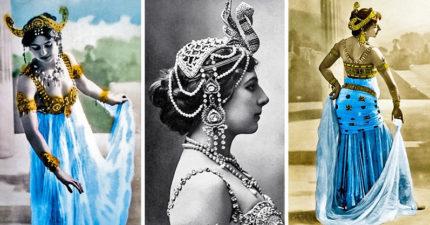 20張歷史課本上看不到「各國傳統古代服飾照」 挪威新娘太美