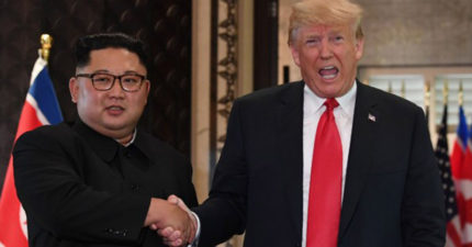 給川普愛的鼓勵!挪威官提「他應該要得諾貝爾」 南北韓撤軍很值得尊敬