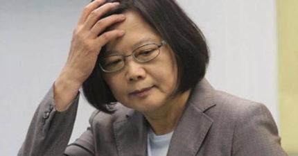 台灣失業率下降、經濟大起飛 蔡英文驕傲報告:20年最好的時刻!