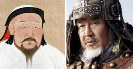 亞洲有1600萬男人「是他的子孫」 成吉思汗每佔一座城就撈妹子回家