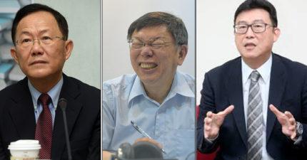 2018大選最新民調!亂打壓柯文哲 民進黨狂掉18%...網友:綠的年底Bye