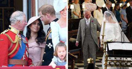查爾斯王子幫媳婦梅根取小名「鎢」 充滿對她的讚美!