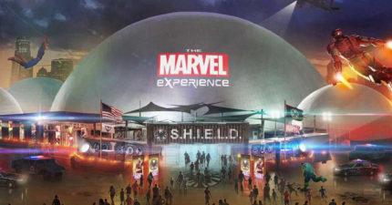 亞洲最大「漫威主題樂園」下月登場!斥資9億打造 超猛4D體驗化身一日英雄