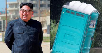 金正恩「自備專屬馬桶」赴川金會 因為毛澤東就曾因便便被改變歷史!