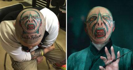 21張如果「把崩壞刺青變成3D實體」...強尼戴普都哭了QQ