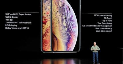蘋果新機「刮光你皮夾」!iPhone XS紮實破5萬...快跟老闆哭加薪吧