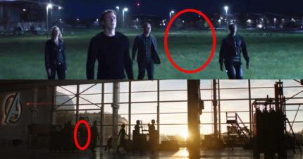 超精彩!《復仇者聯盟4》電影預告彩蛋解析 被P掉的英雄是驚奇隊長?