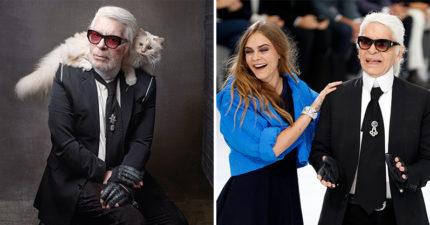 一生奉獻給時尚!香奈兒「老佛爺」巴黎辭世 1月沒跟著謝幕其實早暗示「有問題」