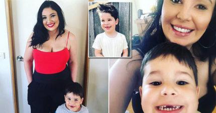 4歲兒記得自己住過媽媽肚子2次 他說出「變天使的過程」讓母爆哭