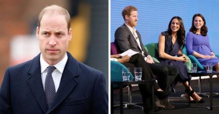 威廉終於鬆口「對哈利夫妻真的有矛盾」 梅根想找台階下...直接被打臉!