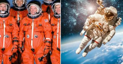 太空服裝為什麼「不是白色就是橘色」?兩者「使用地點完全不同」穿錯後果很嚴重